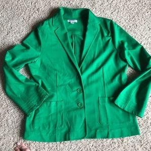 Pendleton green blazer